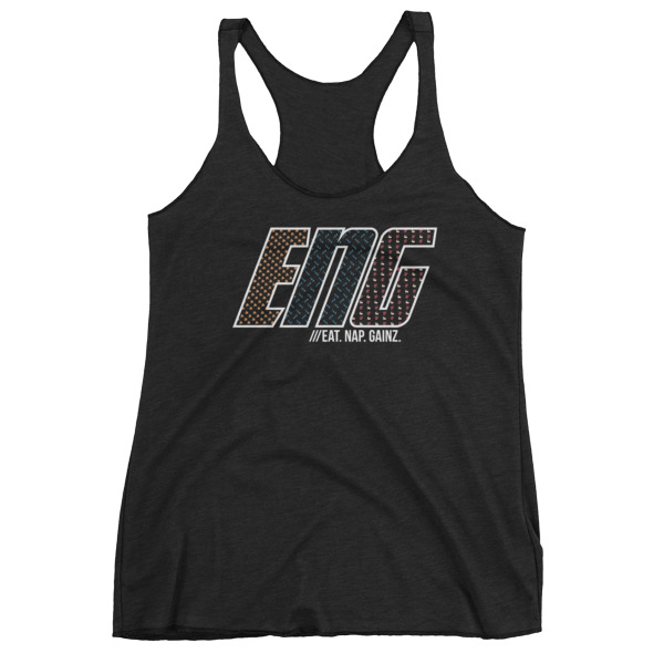 Eat Nap Gainz Women's tank top