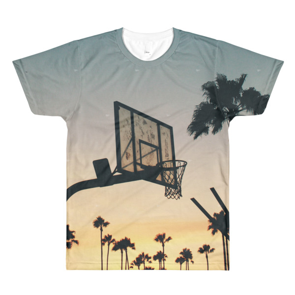 Beach BallENG Mens Sublimation Tee